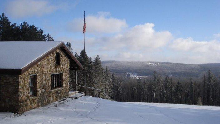Sky Lodge Exterior